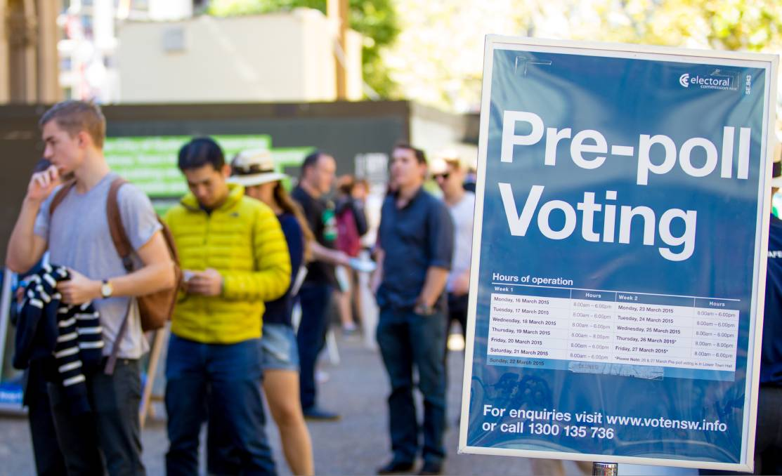 NSW Electoral Commission Local Government Elections 2021